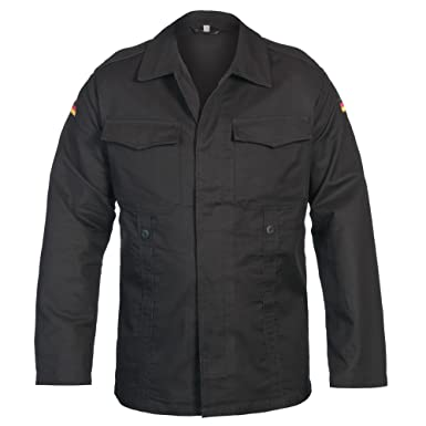 Moleskine Mil Bw Tec Accessoires Et Veste Noir Vêtements 67Ugq