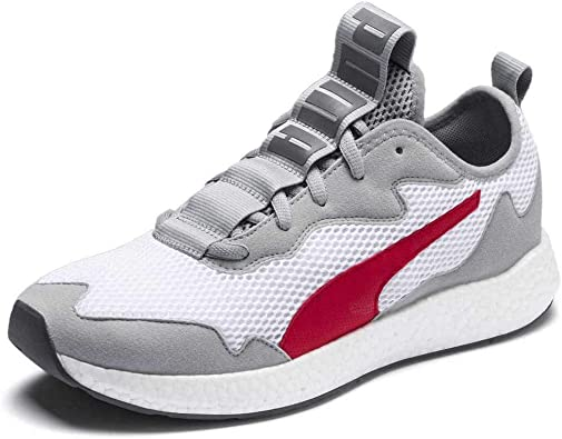 Puma NRGY Neko Skim, Zapatilla, High Rise-High Risk Red: Amazon.es: Zapatos y complementos