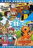 Animal Cartoon Bundle - Heathcliff + Get Along Gang + The Littles