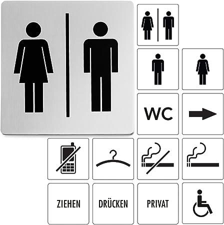Zack 50712 INDICI information sign woman//men