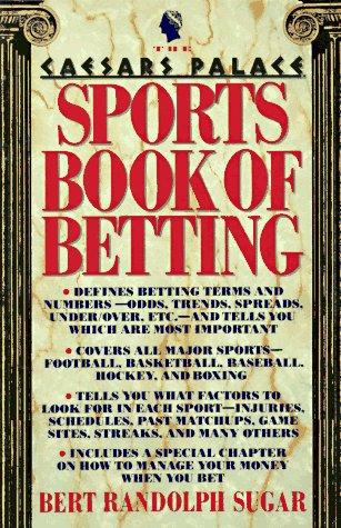The Caesars Palace Book of Sports Betting (Caesars Palace-shops)