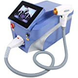 Portable 808 Diode Laser Hair Removal Machine (3 wavelengths: 755nm/ 808nm/ 1064nm)(#2)