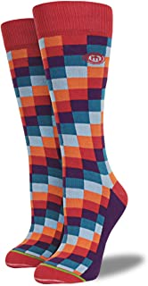 product image for Mitscoots Women's Crew Pixel Socks