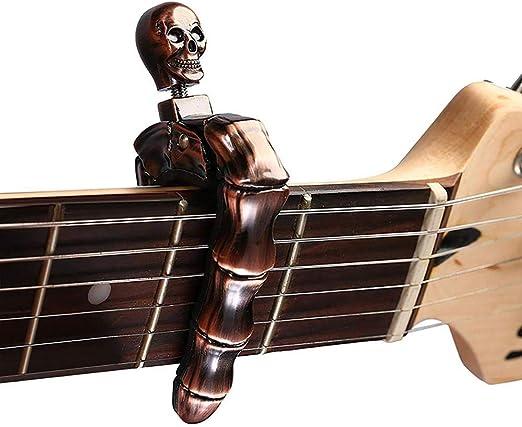 whelsara Guitarra acústica Clip afinado Accesorios para ...