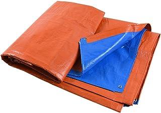 Telo di Protezione Panno Impermeabile Poliestere Impermeabile Poliestere Tenda Cerata Tela Poliestere Spesso Paralume Panno Protezione Solare - Multi Size Opzioni (Size : 2 * 3M)