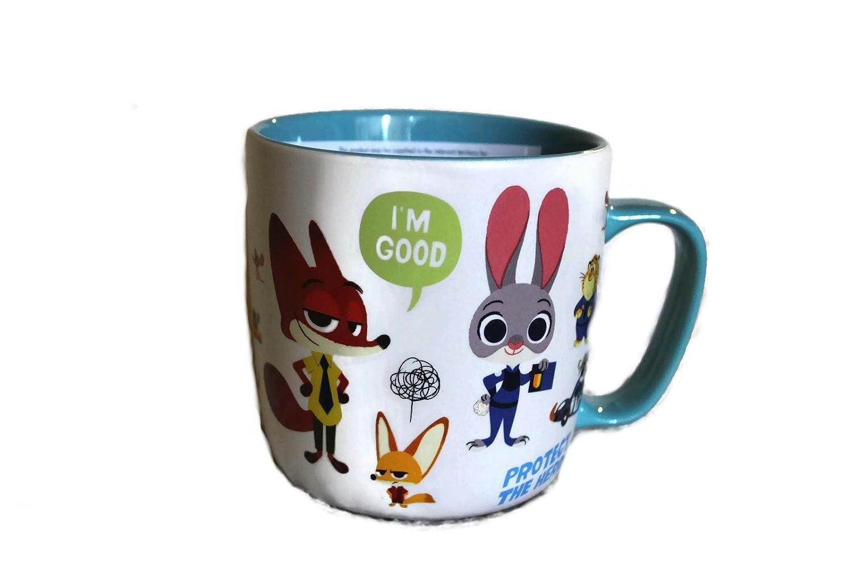Disney Store Zootopia Mug