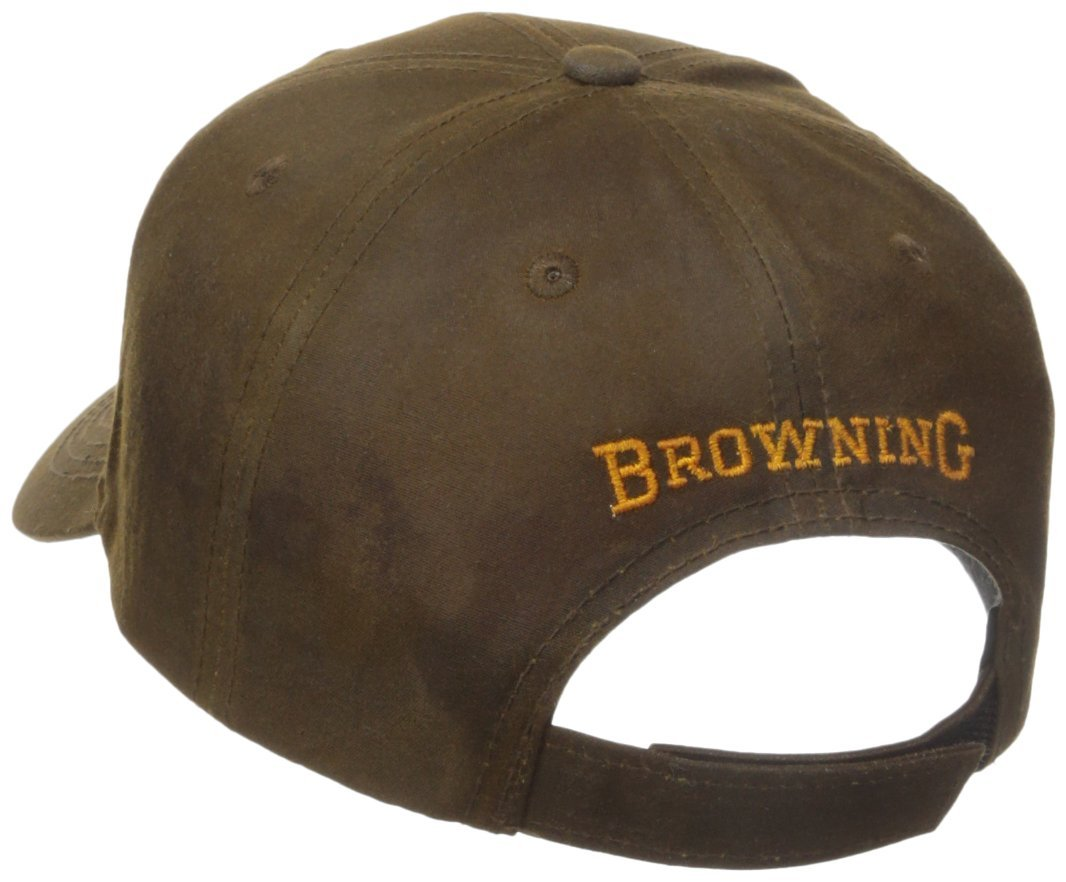 Browning Durawax 3D Gorra, Unisex Adulto, Verde, Talla Única: Amazon.es: Deportes y aire libre
