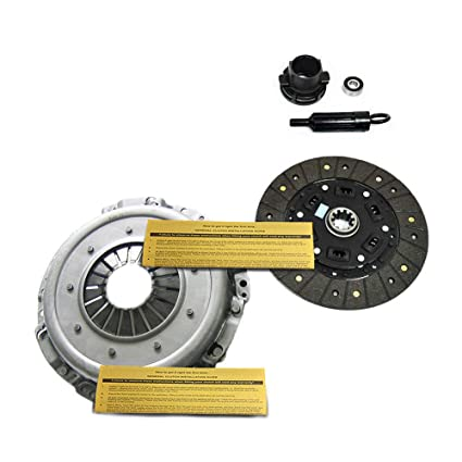 Amazon.com: SACHS-EFT STAGE 1 HEAVY-DUTY CLUTCH KIT BMW 325 525 528 2.5L 2.7L E28 E30 E34: Automotive