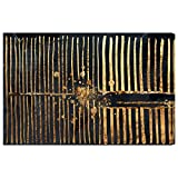 The Oliver Gal Artist Co. ''Love Force Field Night'' Canvas Art, 45'' x 30''