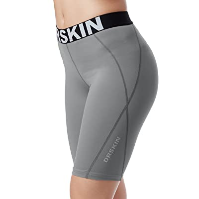 db80438c36090c DRSKIN Compression Cool Dry Sports Tights Pants Baselayer Running Leggings  Yoga Womens
