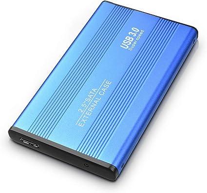 Laptop 2To,Gris Desktop Mac MacBook Disque Dur Externe 2to Chromebook Xbox 360 Disque Dur Externe USB-C pour PC Xbox One Ps4