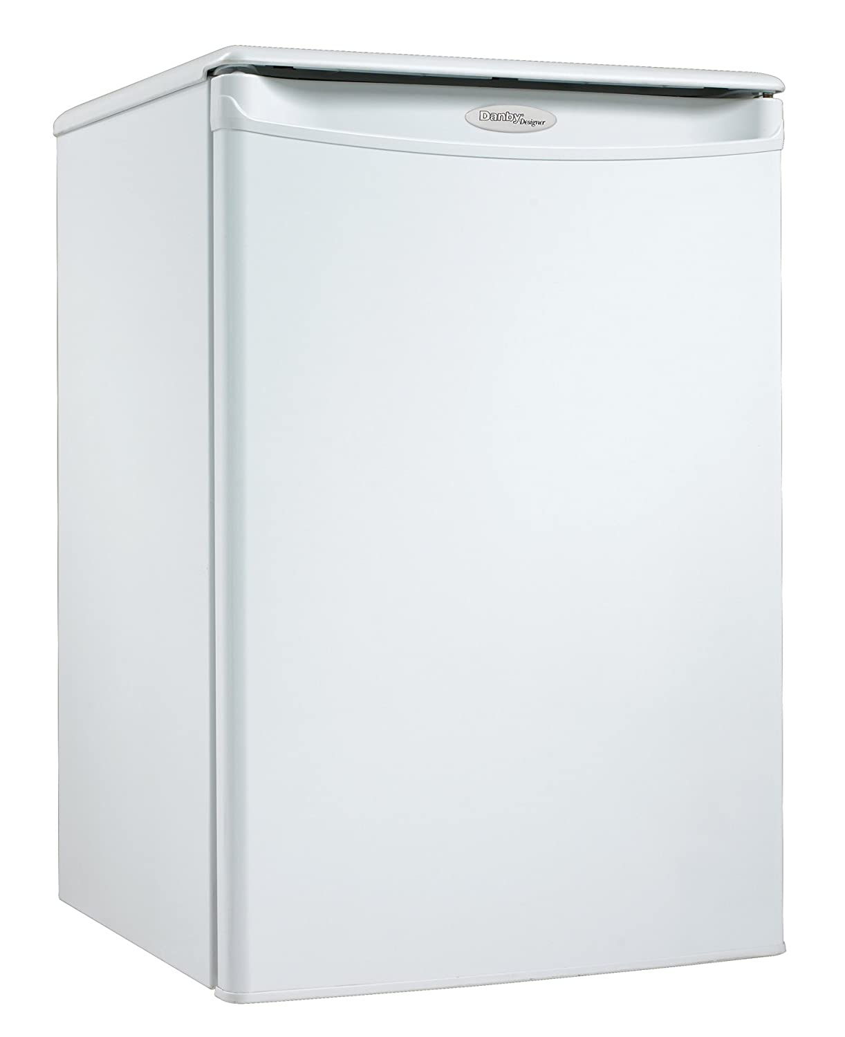 Danby Designer DAR026A1WDD Compact All Refrigerator, 2.6-Cubic Feet, White