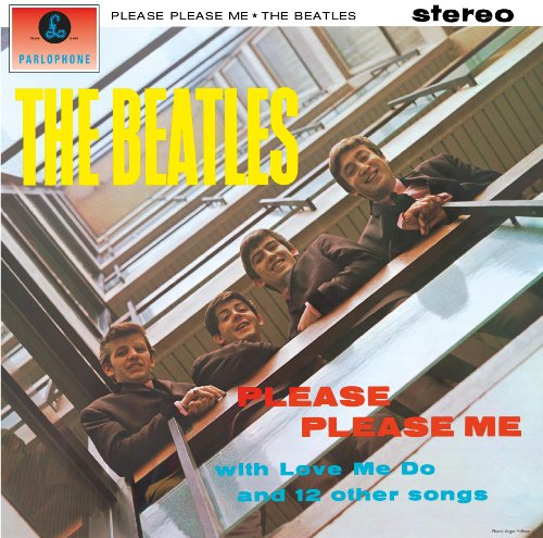 Vinilo : The Beatles - Please Please Me (180 Gram Vinyl, Remastered, Reissue)