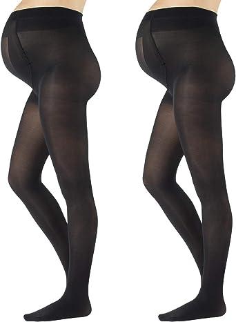 Glänzend Glänzend Strumpfhose 5 Paar für Größen /& Farben XL,L,M, S Erhältlich