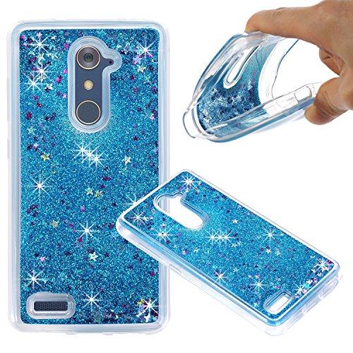 ZTE-ZMAX-Pro-Case-ZTE-Carry-Z981-Case-Liquid-Case-Asstar-Fashion-Creative-Design-Flowing-Liquid-Floating-Luxury-Bling-Glitter-Sparkle-Diamond-Soft-Case-for-ZTE-ZMAX-ProCarry-Z981