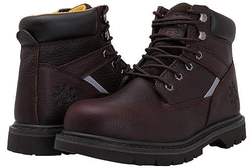 ae15dc6f467 GW Men's 1606ST Steel Toe Work Boots