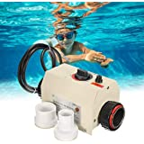 ZZP 240V 3KW Electric Water Heater Thermostat SPA Bath Heater Pump,Premium Quality Water Heater Thermostat Swimming Pool…