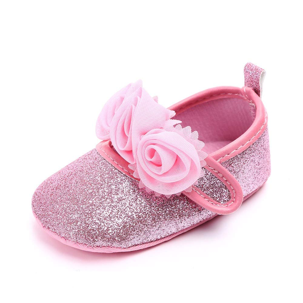 Pandaie Baby Boy /& Girl Shoes,/ Newborn Toddler Baby Girls Boys Print First Walkers Soft Sole Shoes