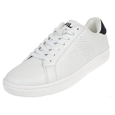 Fila Crosscourt 2 Low Blanc Chaussures Basses Cuir OU