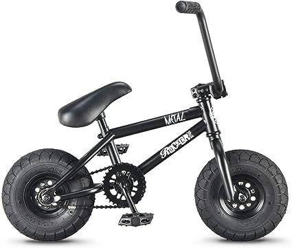 Rocker - Mini Bicicleta BMX - Modelo iROK Metal: Amazon.es ...