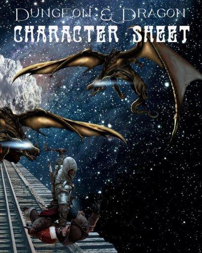 character sheets - 9