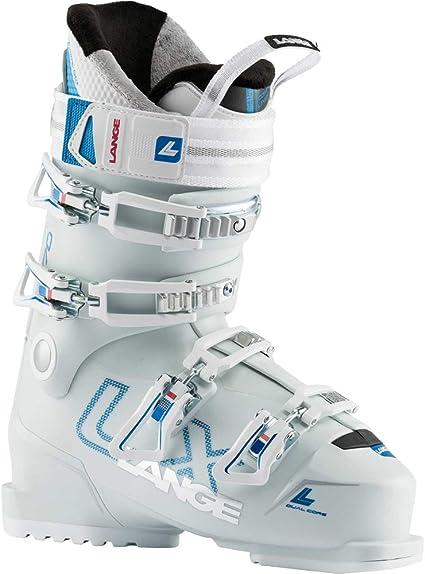 Women Black//Grey 240 Lange LX Ski Boots