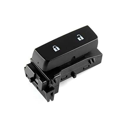 cciyu power door lock switch replacement fits for 2007-13 chevy silverado  1500 2500 hd