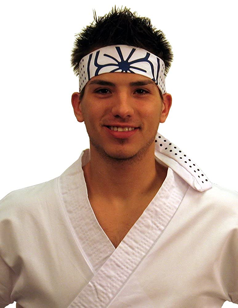 Karate Kid Daniel Headband