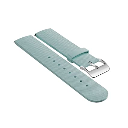 ASUS Smartwatch Replacement Band for - Light Blue/All-Purpose Rubber