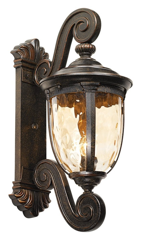 Bellagio Collection 24'' High Outdoor Wall Light by John Timberland