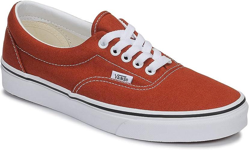 chaussure vans marron