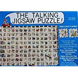 The Talking Jigsaw Puzzle ~ The Beach ~ Double Sided 560 Piece Puzzle