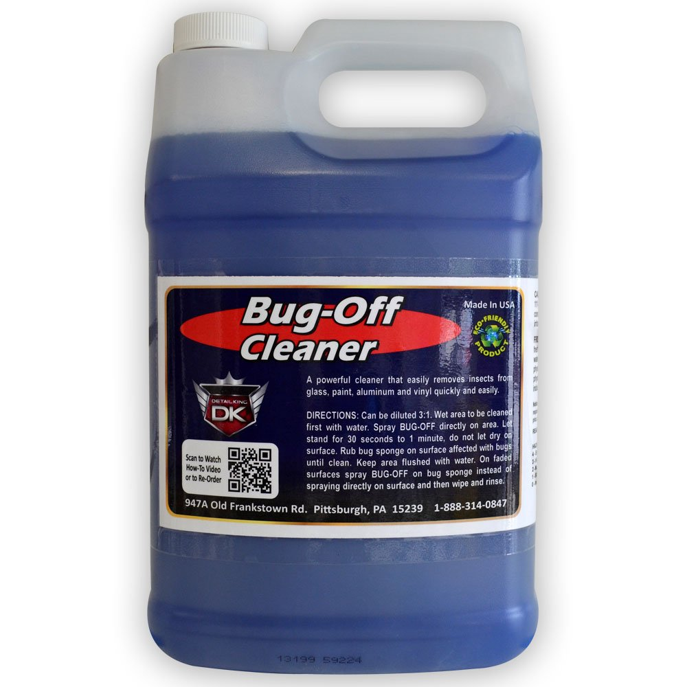 Detail King Bug Off Automotive Bug Cleaner Gallon