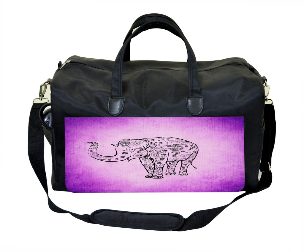 Cute Elephant Therapist Bag