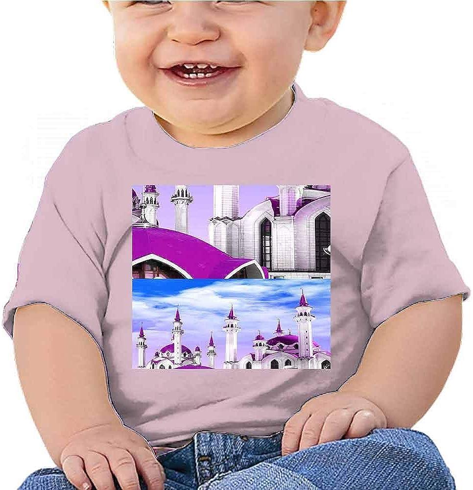 20 Hariiuet Boys T-Shirts Ancient Architecture Short Sleeve Cotton World Famous Architecture