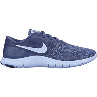 4bd12955d3bb Image Unavailable. Image not available for. Color  Nike Womens WMNS Flex  Contact Blue Recall Royal Tint Purple Size 7