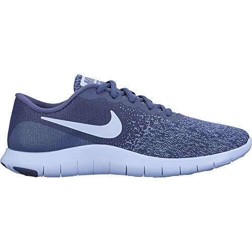 f05727230661 Nike Womens WMNS Flex Contact Blue Recall Royal Tint Purple Size 6  Amazon. in  Shoes   Handbags