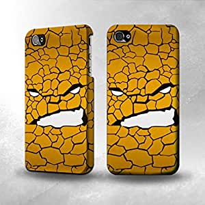 Apple iPhone 4 / 4S Case - The Best 3D Full Wrap iPhone Case - The Thing