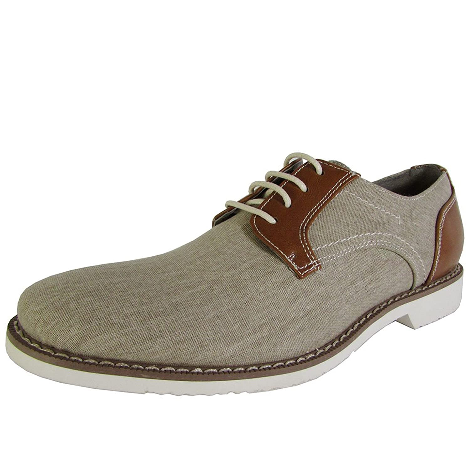Amazon.com | Madden by Steve Madden Mens M-Fraid Lace Up Oxford Shoes |  Oxfords