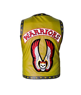 HLS Swan AJAX NY Gangster The Warriors - Chaleco para Hombre ...