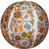 "American Educational Vinyl Pre Algebra-1 Clever Catch Ball, 24"" Diameter"