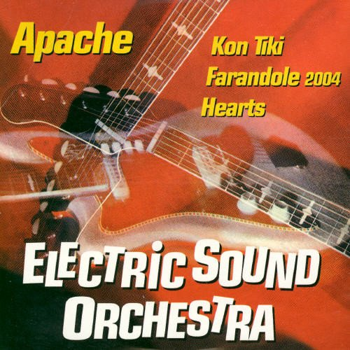 CD : Electric Sound Orchestra - Kon Tiki (France - Import)