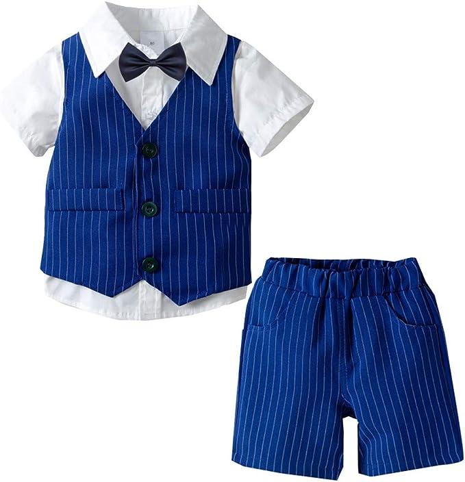 Tophappy - Chándal para niño de 0 a 5 años, Juego de 4 Piezas con ...