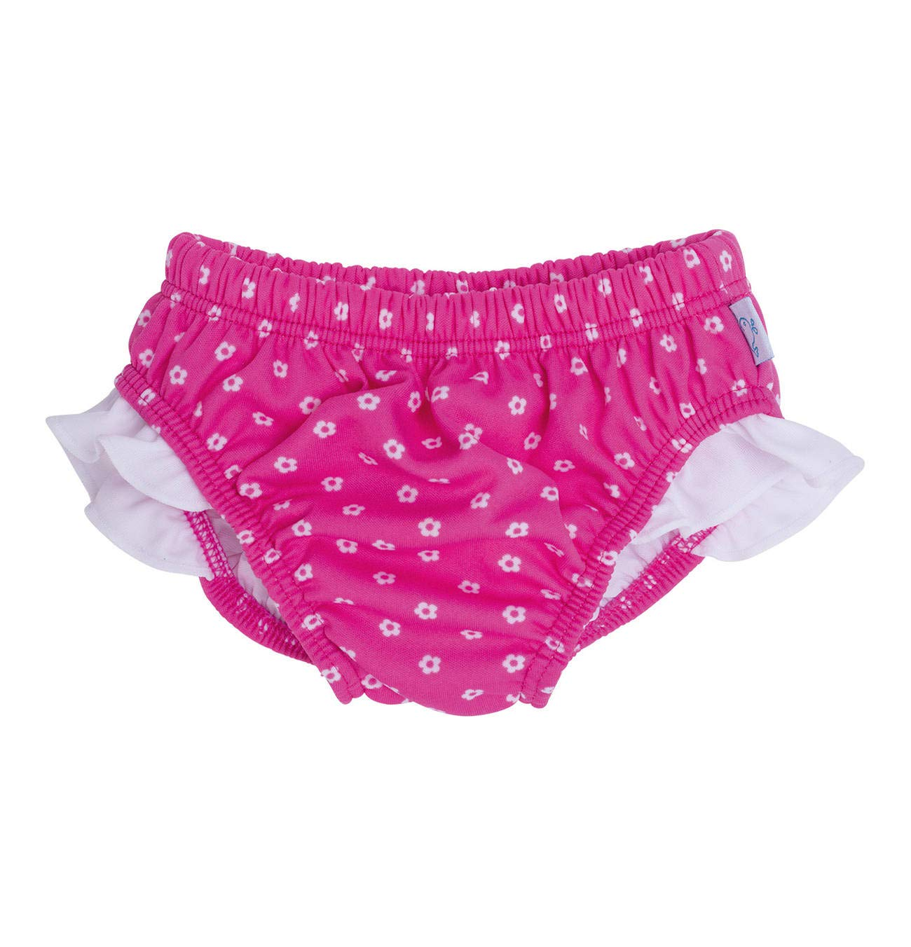 Fashy Girl's Nappy Pants with Frills and String 1557