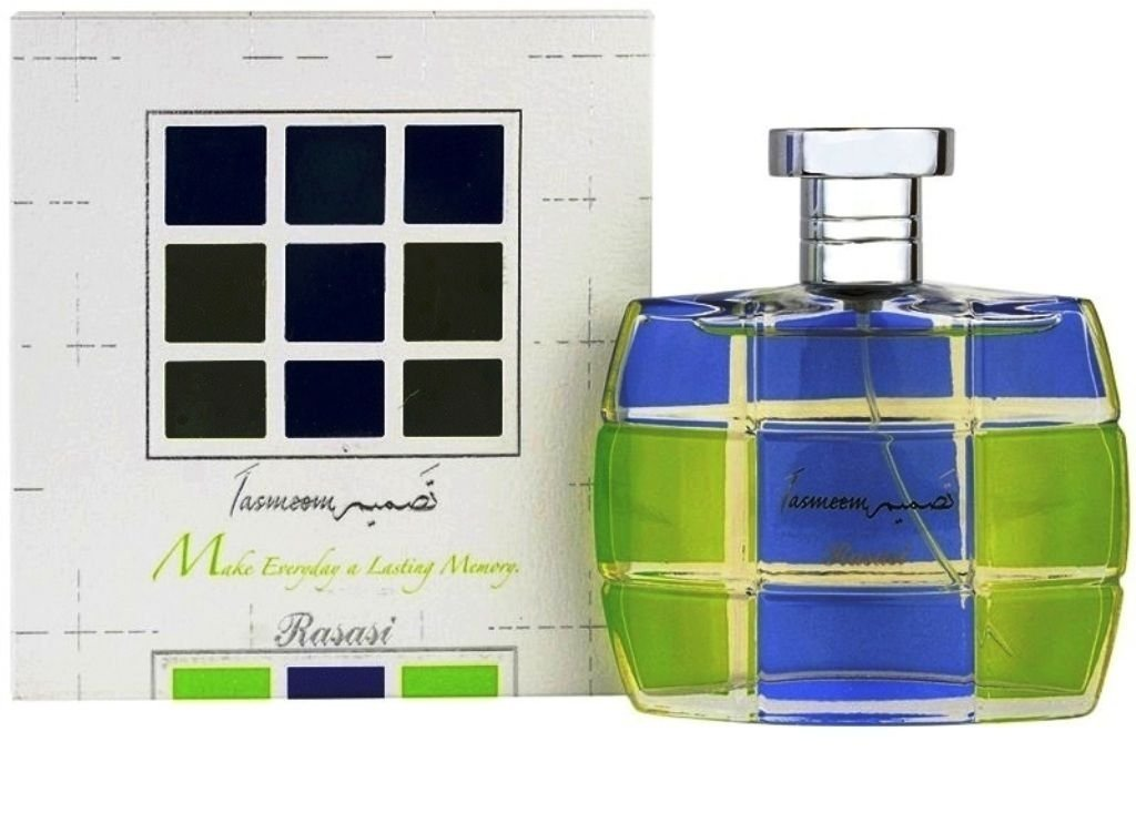 Rasasi Tasmeem for Men EDP - Eau De Parfum 100ML (3.4 oz)