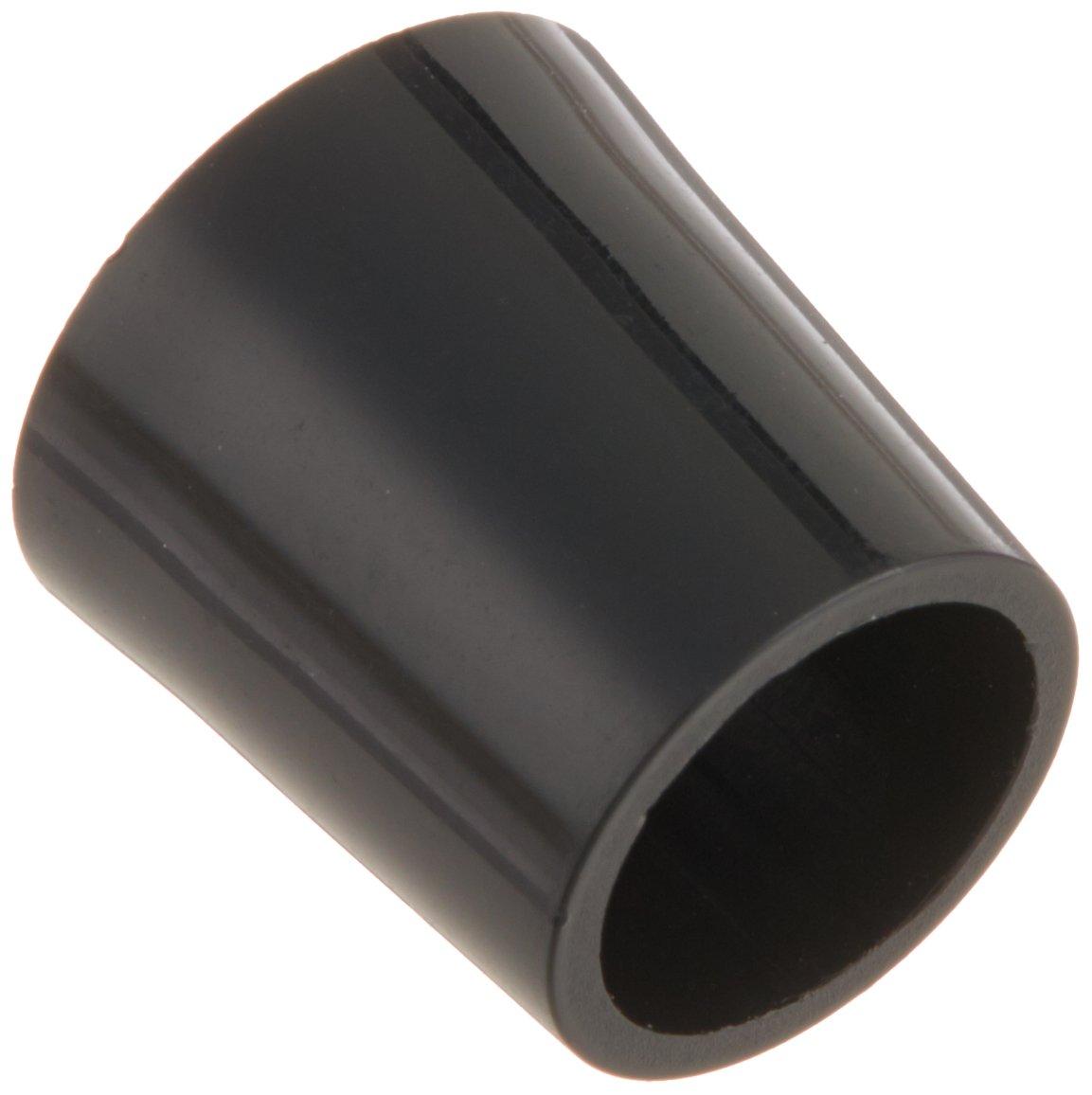 Bohning .335/.478 Black Metalwood Golf Ferrules (12-Pack), Length .500-Inch