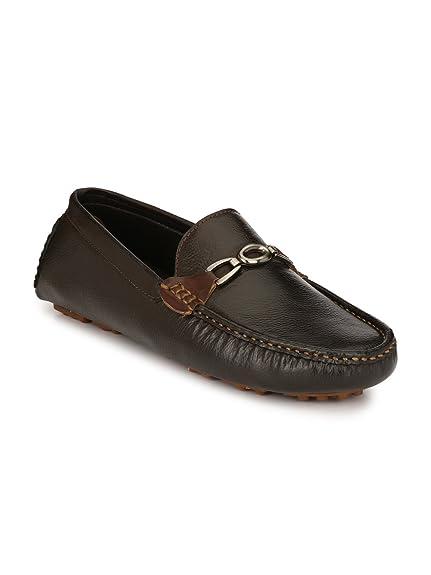 7b6c2fcdbb9cf5 Alberto Torresi Fraga Brown Casual Shoes: Amazon.in: Shoes & Handbags