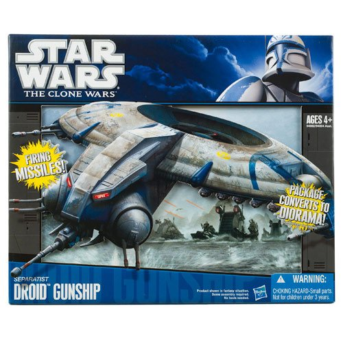 Hasbro Star Wars Starfighter Vehicle