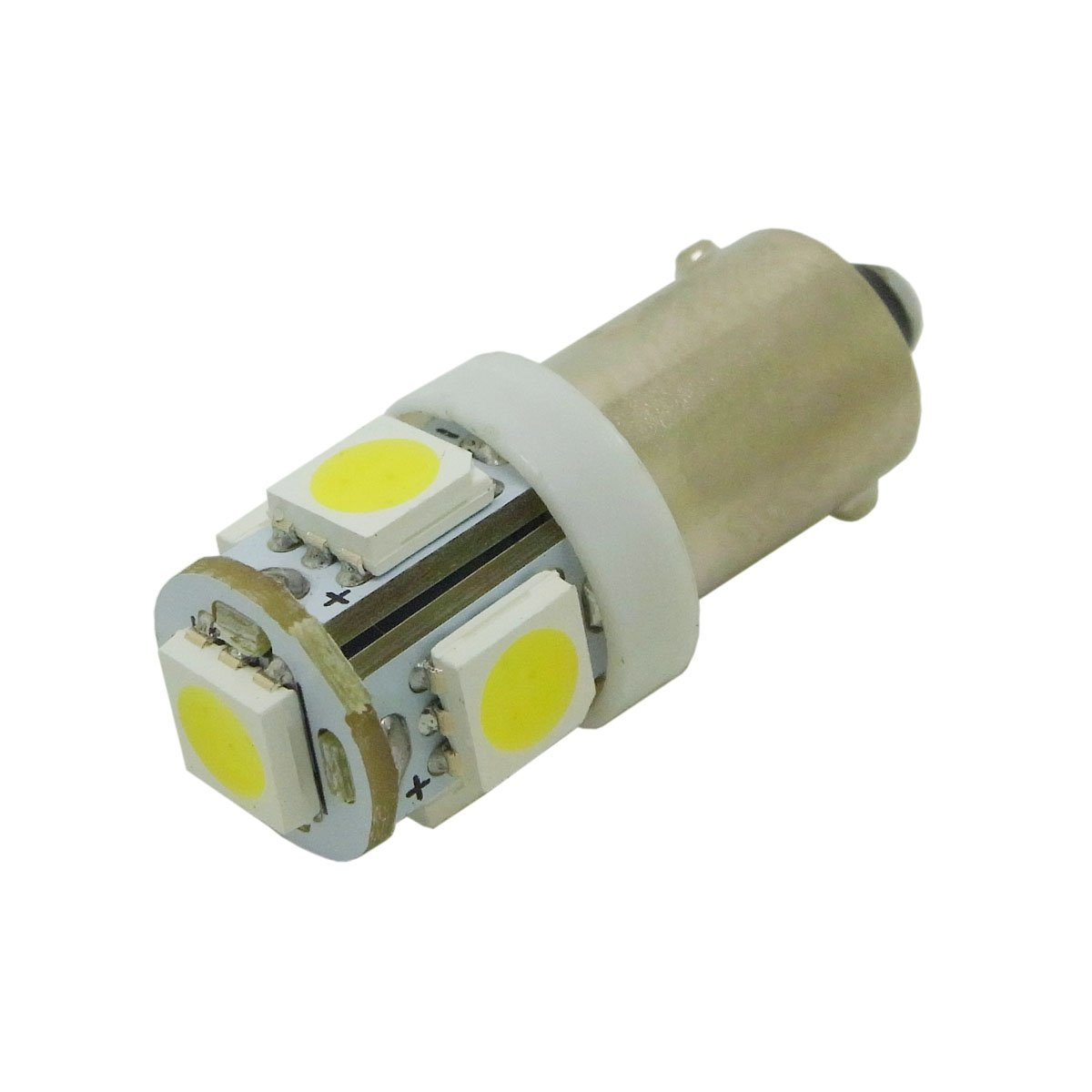 BAX9S led light, DC 12V, 5050 SMD, T4W 64111 64113 BA9 LED Car Interior Bulbs Map Reading Parking Light 4 Pack Ledingway ligting Co. Ltd