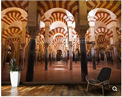 XLI-You 3D Wallpaper Custom Tourism Wallpaper Mosque Cordoba ...